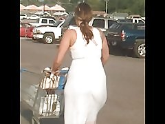 PAWG ИФОМ платье покачивания